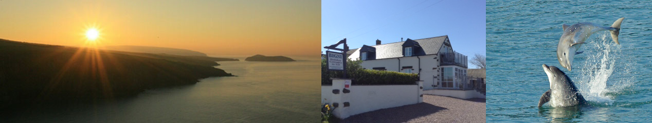 Holiday Cottages Mwnt